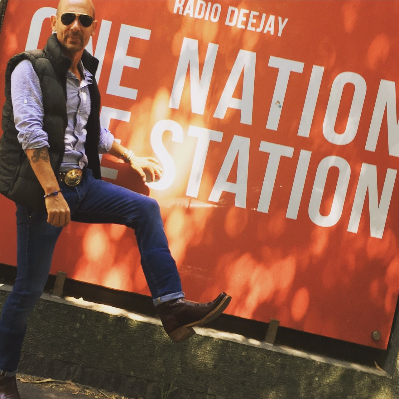 Mat a Radio Deejay