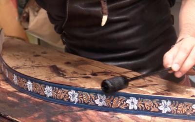 Come nasce una cintura country Jean Dessel?