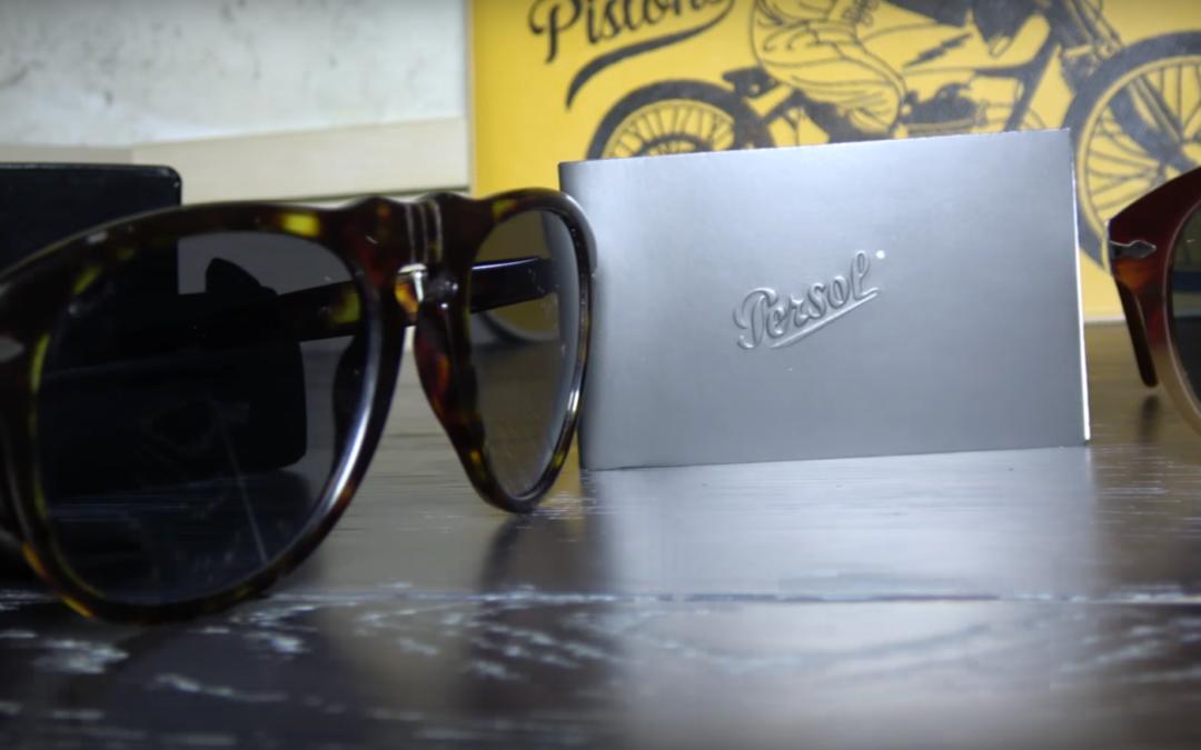 Persol 649, occhiali di stile