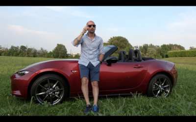 Test Drive Mazda MX-5 ND 2.0 Sport MY 2018