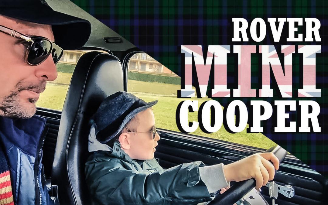 Rover Mini 1.3 Cooper: ti odio, ti amo, ti guido